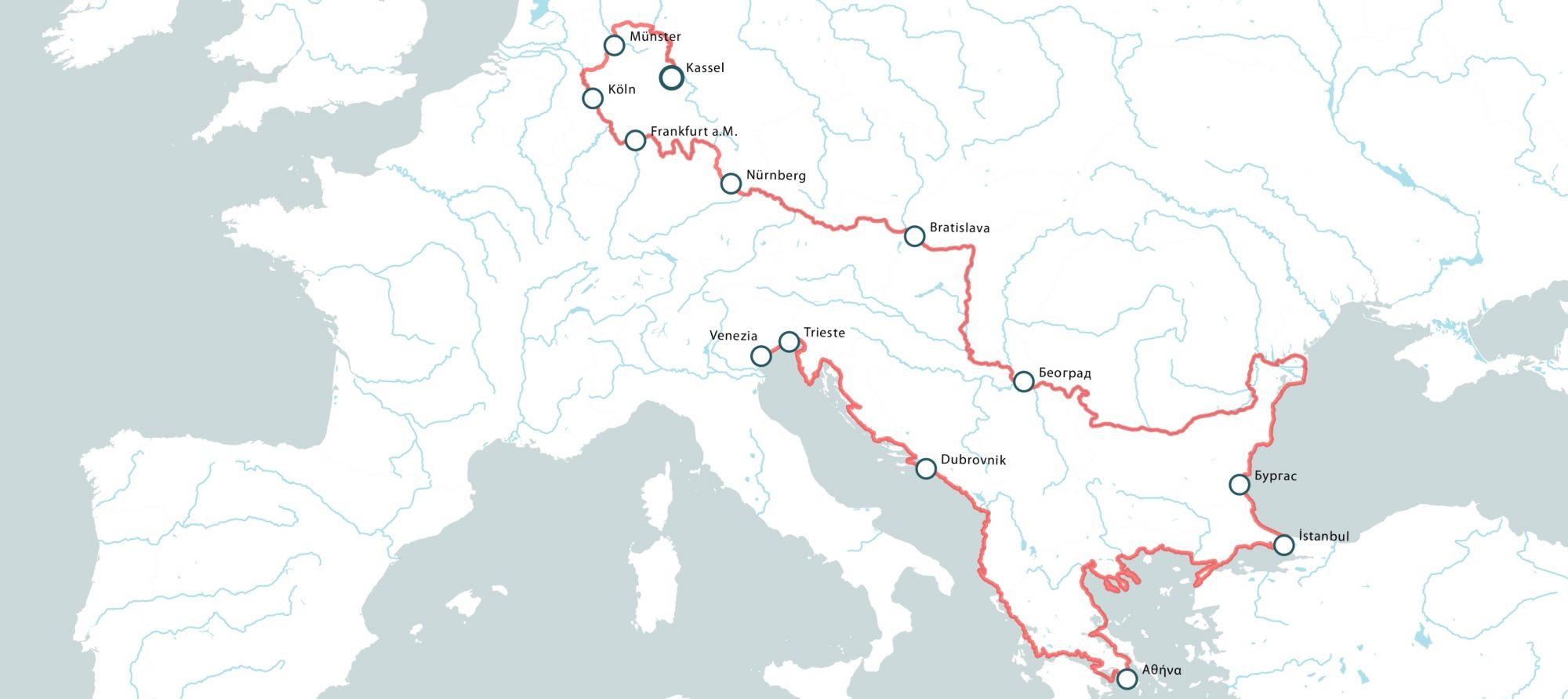 INO - Looting Europe